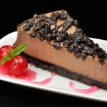 Tarta de Queso y Chocolate sin Horno