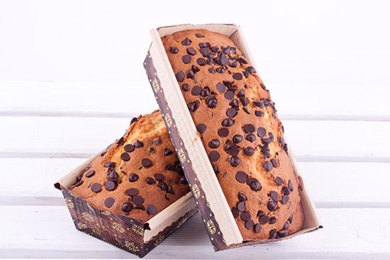 Bizcocho de Chocolate con Pepitas