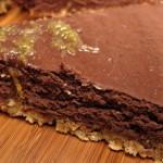 Bizcocho de Galletas y Chocolate