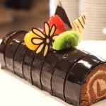 Arrollado de Chocolate