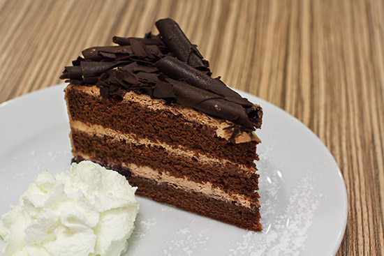 gateau de chocolate