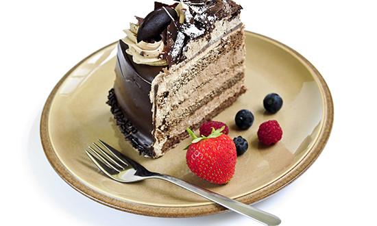 Attractive Chocolate Crepe Cake Hd